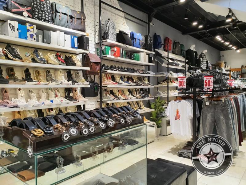 Khế Store bán rất đa dạng các sản phẩm dành cho nam