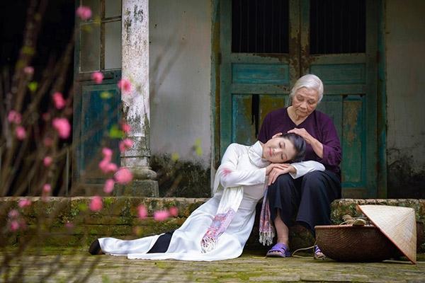 Ở bên mẹ, bình yên lắm!