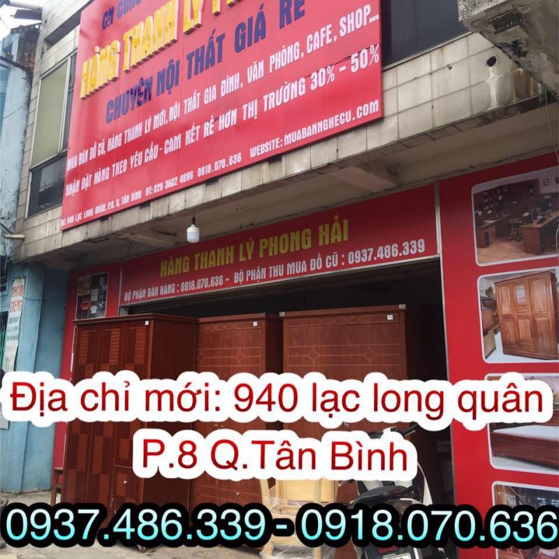 Kho hàng thanh lý Phong Hải