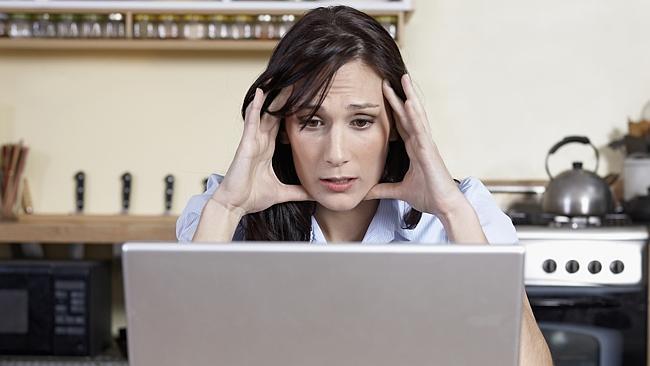 Khó khăn khi căng thẳng, stress
