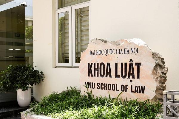Khoa Luật trực thuộc Đại học Quốc gia Hà Nội