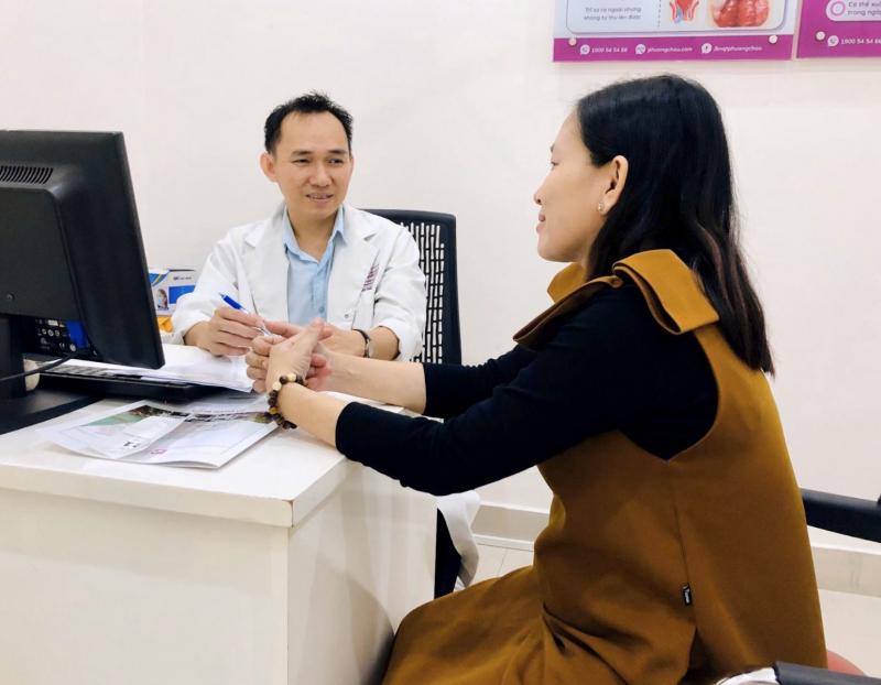 Khoa mắt bệnh viện quốc tế Phương Châu