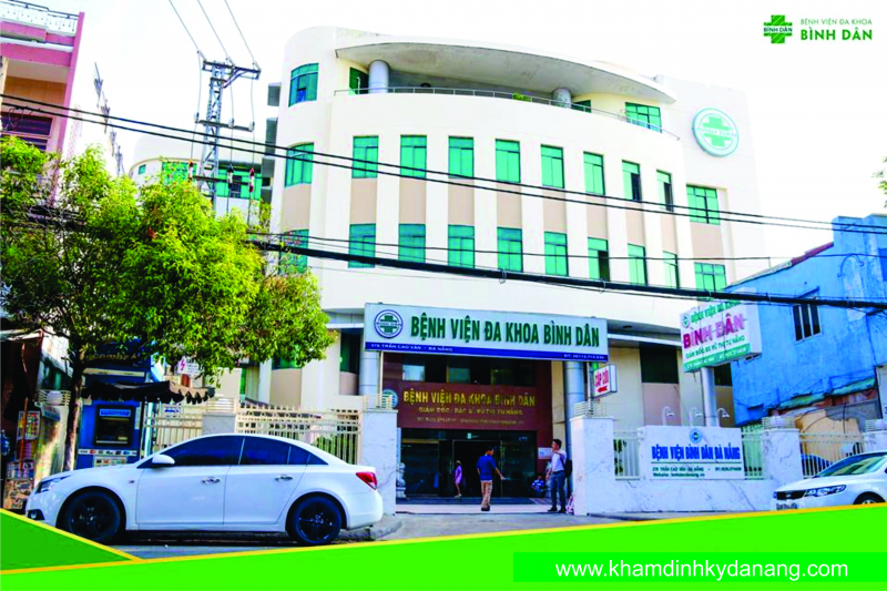 Khoa Ngoại Tổng Hợp - Bệnh viện Bình Dân Đà Nẵng