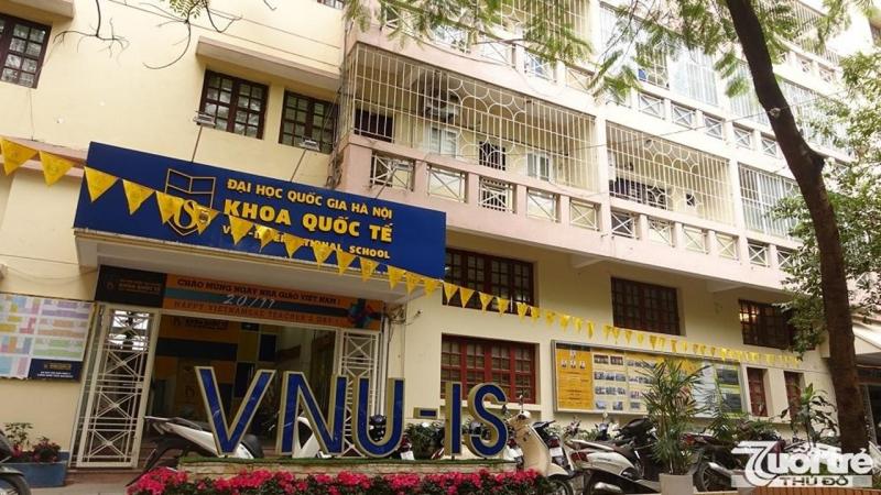 Khoa Quốc Tế - Đại học quốc gia Hà Nội