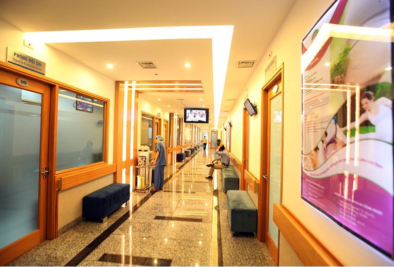 Khoa Sản phụ - Bệnh viện Đa khoa Hồng Ngọc