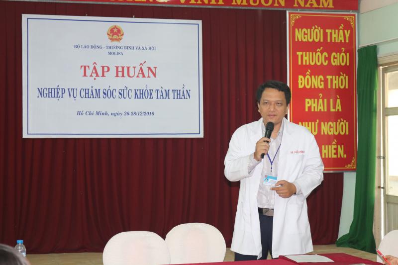 Bác sĩ Lâm Hiếu Minh