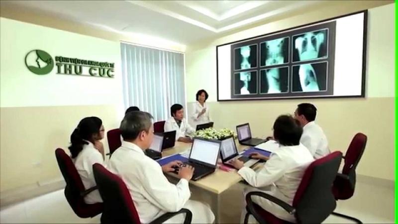 Đội ngũ bác sĩ giỏi đang làm việc tại Bệnh viện Đa Khoa Quốc Tế Thu Cúc