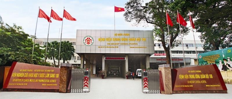 Khoa Y học hạt nhân thuộc bệnh viện Trung ương Quân đội 108