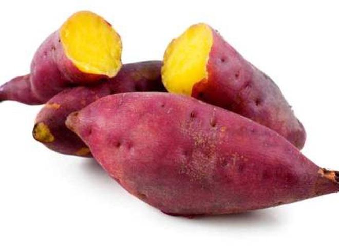 Khoai lang và khoai tây
