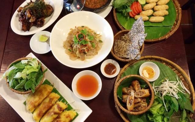 Những món ăn hấp dẫn của ẩm thực Nha Trang
