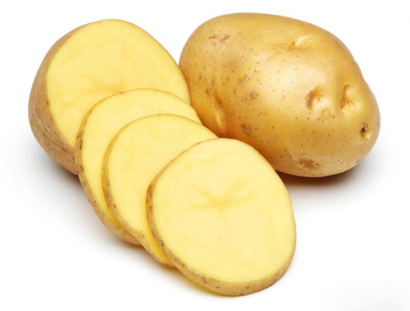 Khoai tây chưa nhiều vitamin