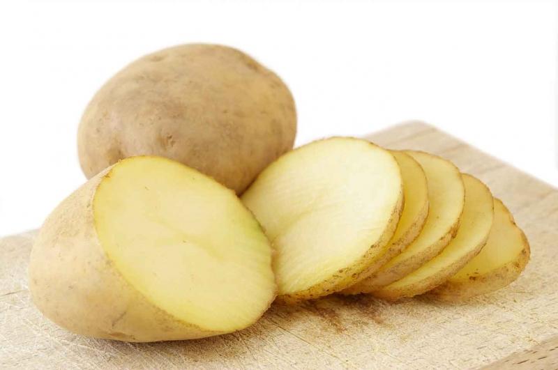 Khoai tây giàu tinh bột nhưng không có chất béo nên ăn thỏa thích mà chẳng ngại tăng cân