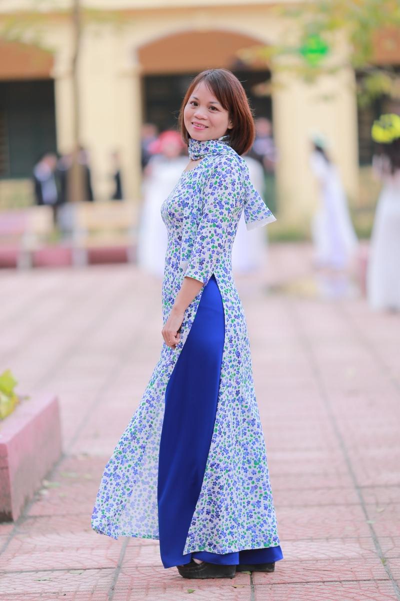 Tác giả Nguyễn Lan Hương ( Ảnh do nhân vật cung cấp)