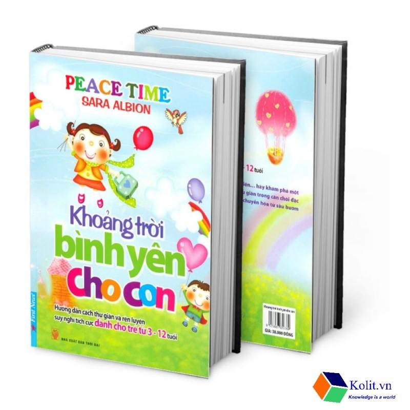 Cuốn sách là sợi dây kết nối  giữa phụ hinh với trẻ thơ thông qua những điều tốt đẹp và tính tích cực tự nhiên
