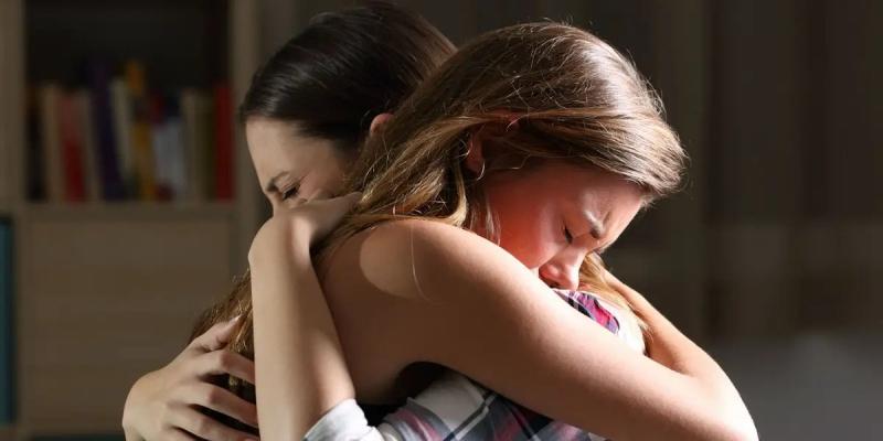 Khi khóc lớn , cơ thể sẽ cảm thấy được giải tỏa, thư giãn rất nhiều.