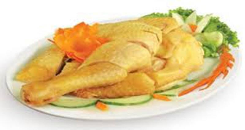 Không ăn thịt gà với cá chép