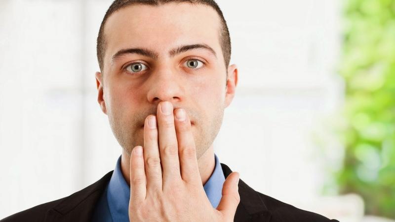 Để hơi thở thơm tho thì bạn đừng nên ăn thức ăn có mùi nhé