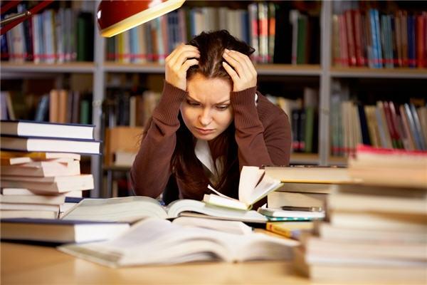 Không chú tâm vào việc học
