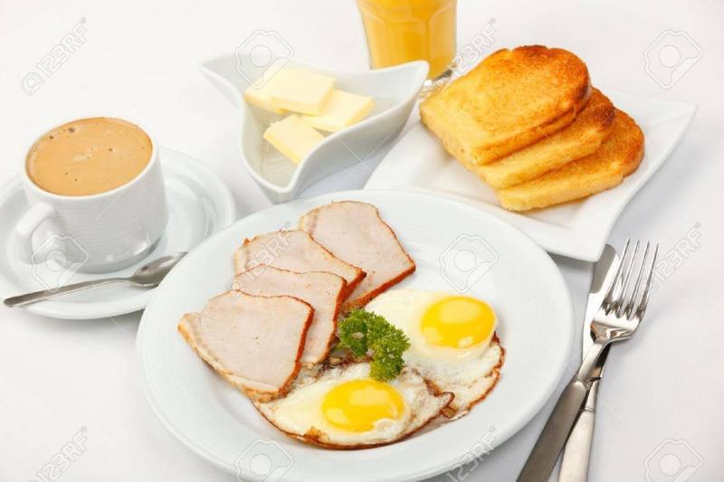 Không được bỏ bữa sáng