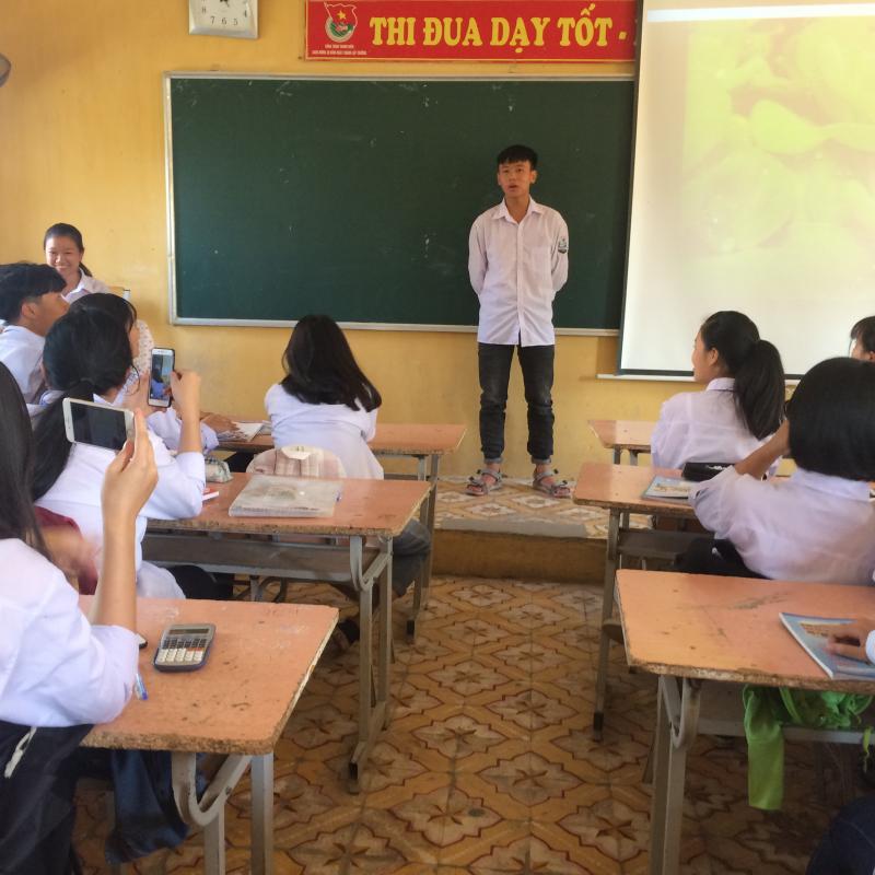 Tăng cường học tập cá thể, phối hợp với học tập hợp tác