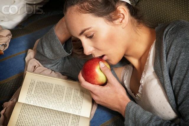 Không học khi vừa ăn xong.
