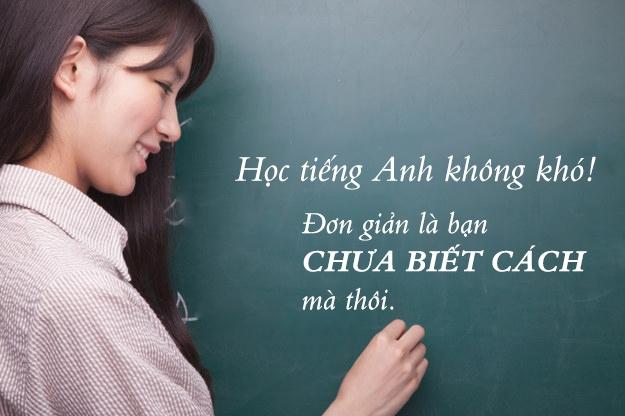 Không học ngoại ngữ là một sai lầm nghiêm trọng