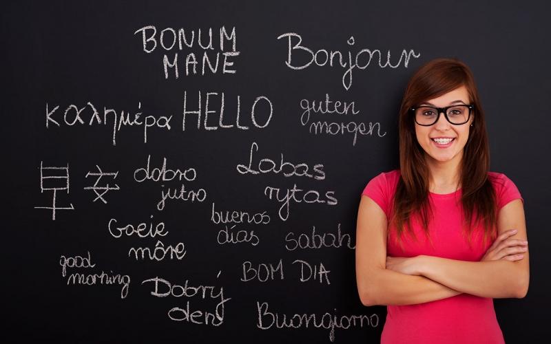 Không học ngoại ngữ