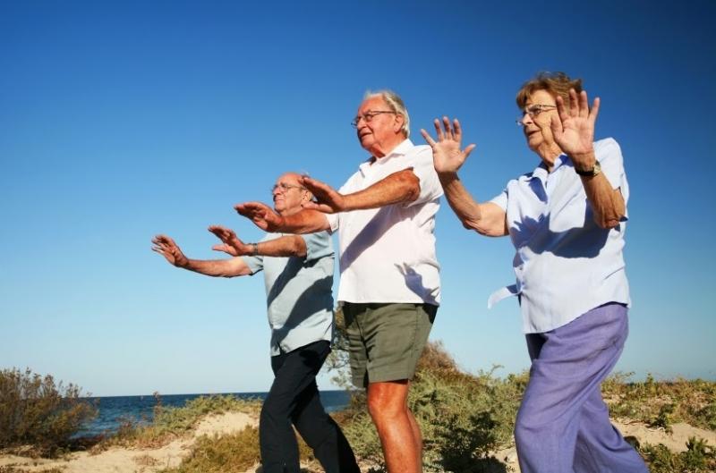 Người cao huyết áp chỉ nên tập thể dục nhẹ nhàng