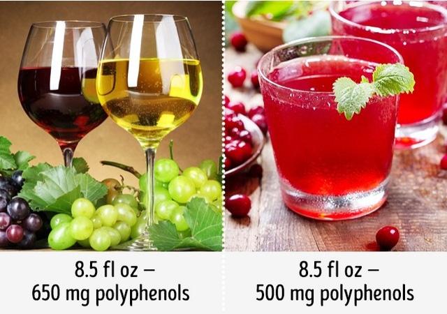 Rượu vang đỏ có thể giúp ngừa lão hóa, chống ung thư và các bệnh tim mạch khác