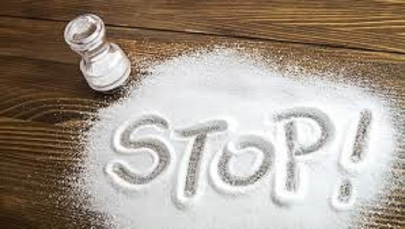 Hãy dừng ngay việc ăn quá mặn - Nguồn: Internet