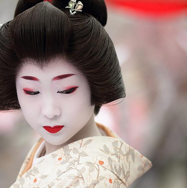 Bạn sẽ làm tổn thương văn hóa Nhật Bản nếu có những suy nghĩ không đúng đắn về một Geisha