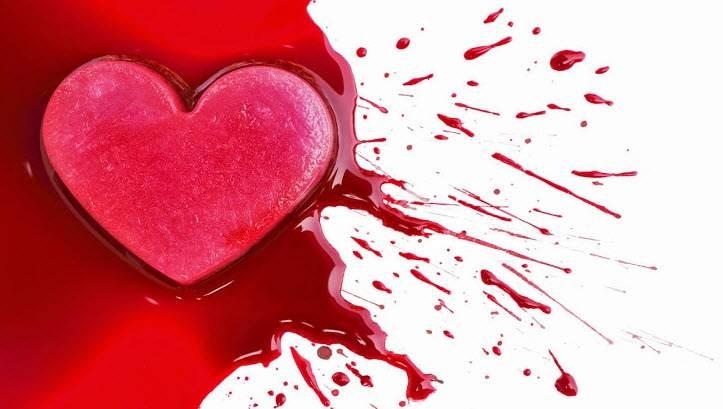 Bạn có đủ tự tin đứng nhìn trái tim đang rỉ máu mà bạn vẫn không sao không?