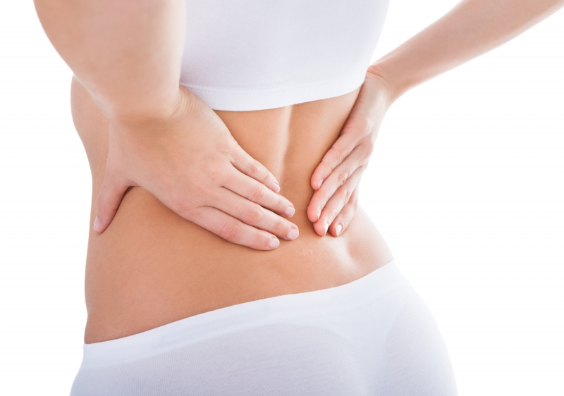 Thay vì đám lưng, bạn hãy massage nhẹ nhàng
