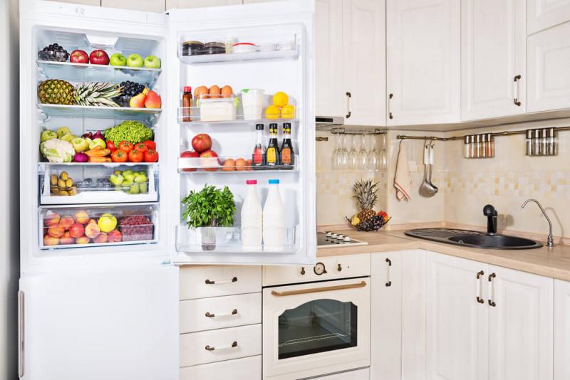 Lối sống tối giản sẽ tiết kiệm tiền và không gian cho căn bếp