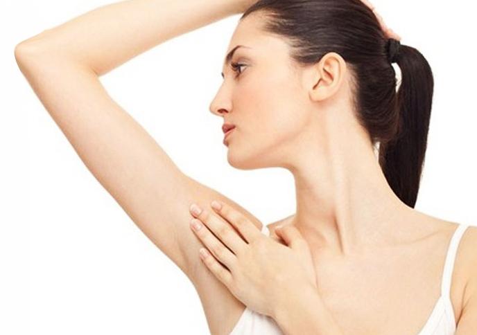 Không tẩy lông vào vùng da bị tổn thương