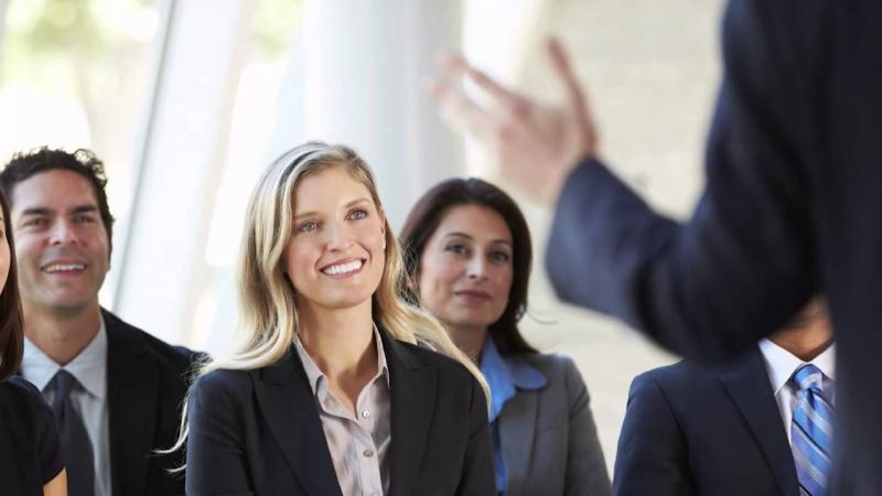 Tương tác khán giả giúp buổi thuyết trình của bạn thành công hơn