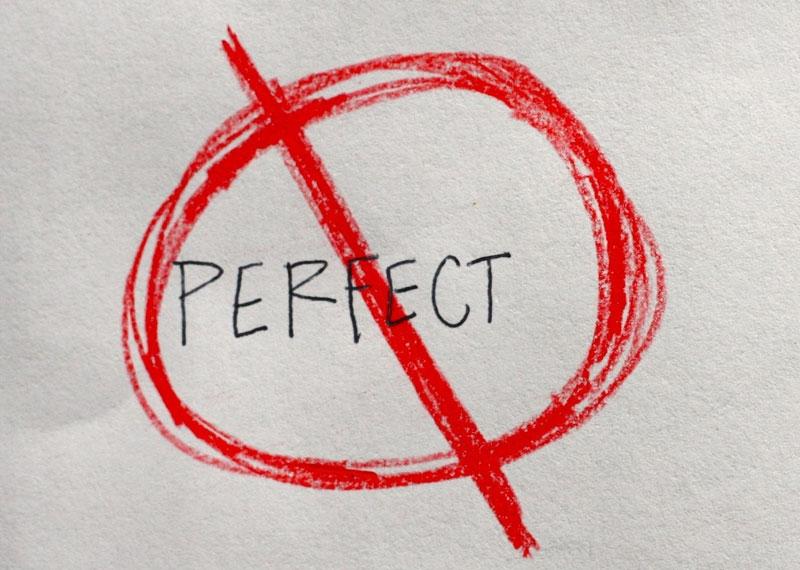 Không có gì là hoàn hảo, chúng ta liên tục cải thiện để tốt hơn
