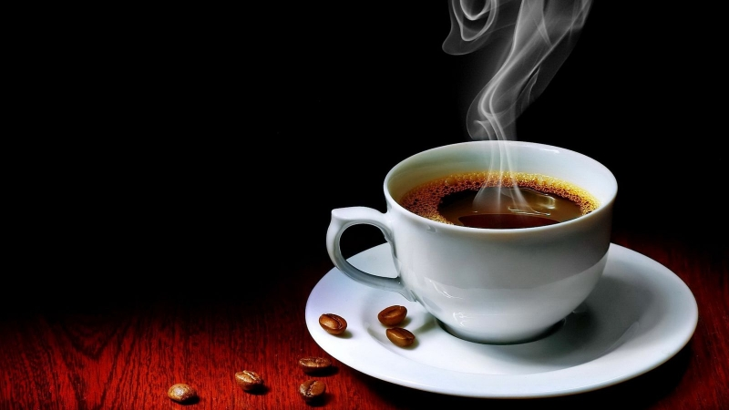 Không uống cà phê sau bữa trưa