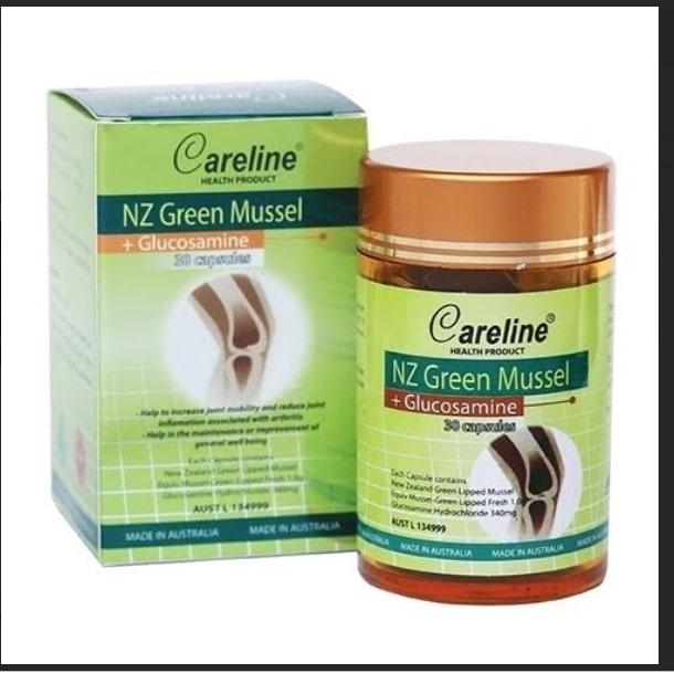 Khớp vẹm xanh - Nz green mussel