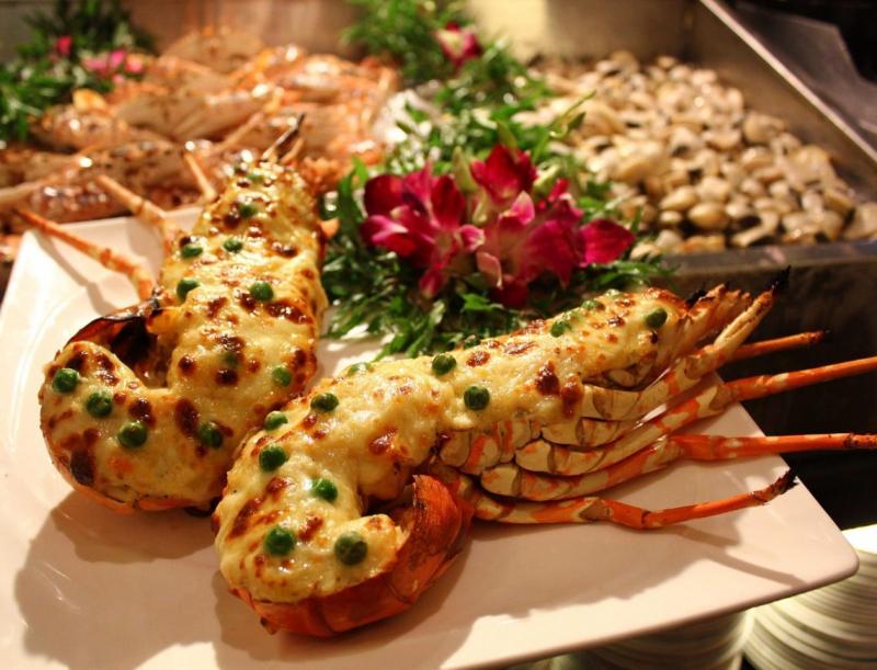 Khu ẩm thực Sen Tây Hồ