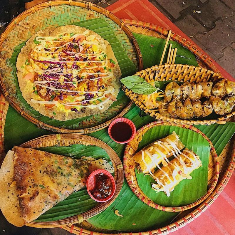 Top 12 Khu ăn vặt thu hút giới trẻ Sài Thành