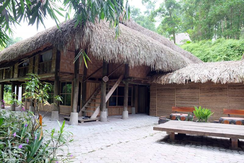Khu Bảo Tồn Nhà Sàn Dân Tộc Thái Hải