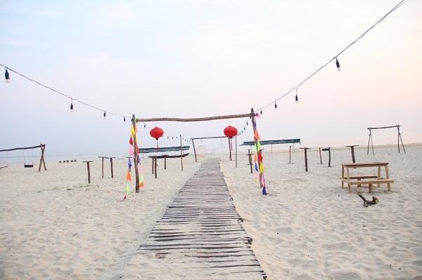 Khu cắm trại Cảnh Dương Beachcamp