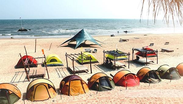 Khu cắm trại Coco Beach