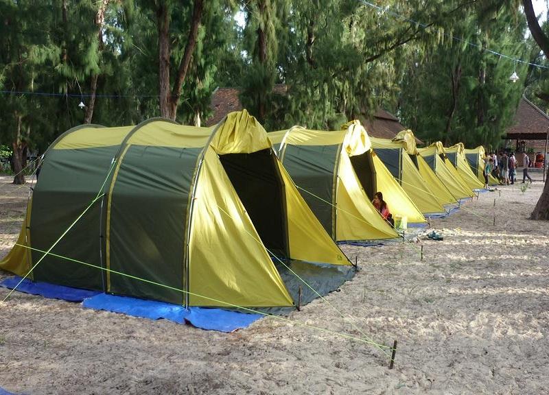 Khu cắm trại Đại Lãnh