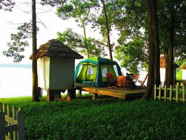 Khu cắm trại Sơn Tinh Camp