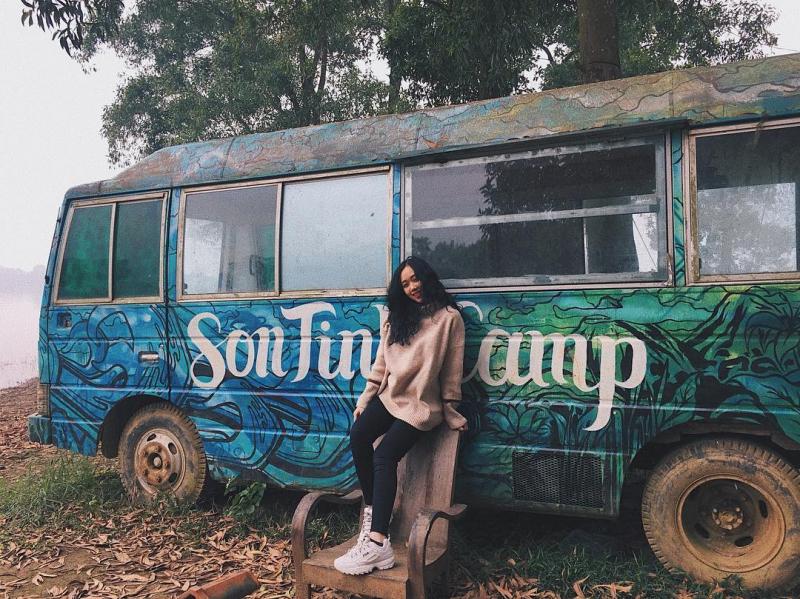 Khu cắm trại Sơn Tinh Camp Hà Nội