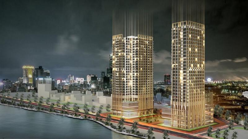 Khu căn hộ Risemount Apartment Đà Nẵng