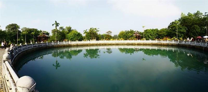 Khu chùa có giếng ngọc lớn nhất Việt Nam