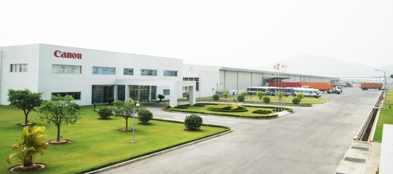 Khu công nghiệp đô thị Nam Sơn - Hạp Lĩnh